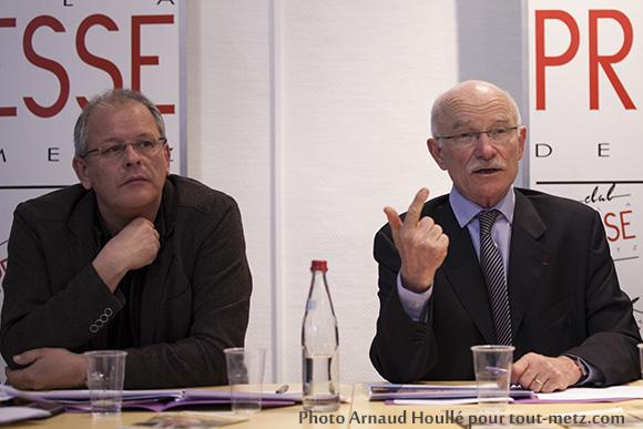 Jean-Michel TOULOUZE et Dominique GROS répondent en mars 2014 aux attaques sur leur budget.