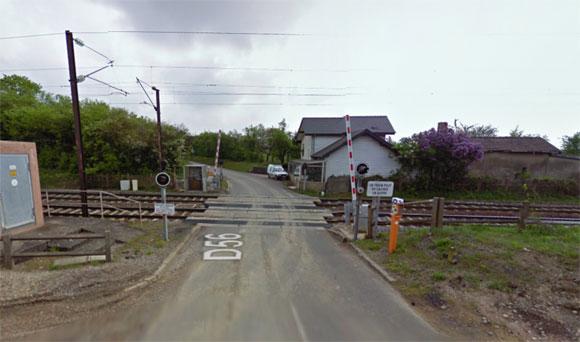 Source image : Google maps