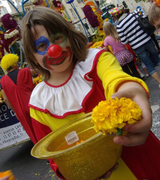 En route pour le Carnaval d'Hagondange !