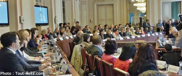 Photo de Conseil municipal à Metz ce soir : au programme, budget 2015 et Centre des Congrès