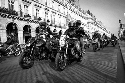 Metz : opération escargot en vue pour les motards en colère