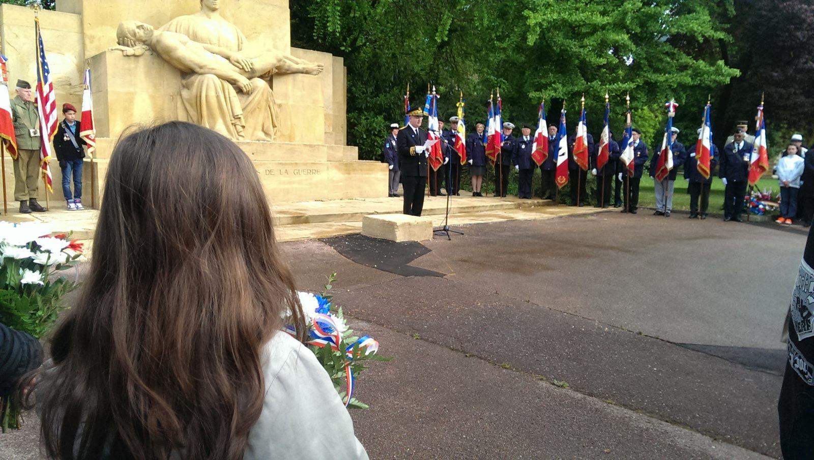 Commémoration du 8 mai 1945 : qu'en savent les plus jeunes ? (son)