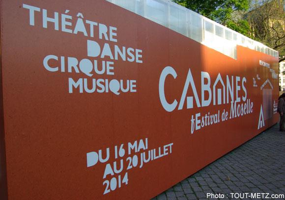 Moselle : le Festival Cabanes sera reconduit en 2015
