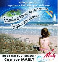 Semaine de l'océan 2014 à Marly : programme des animations
