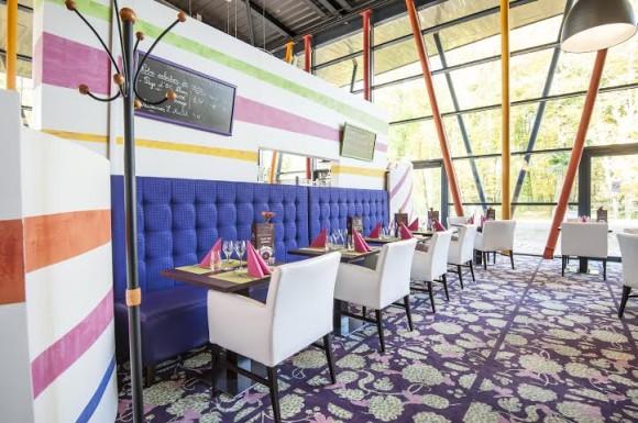 Seven restaurant du Seven Casino Crédit photo : Seven Casino