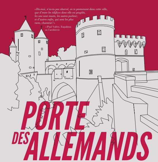 Inauguration : la nouvelle jeunesse de la Porte des Allemands à Metz
