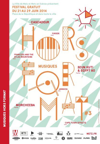 Musiques Hors Format 2014