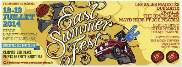 East Summer Fest 2014 à Dieulouard : la 4ème