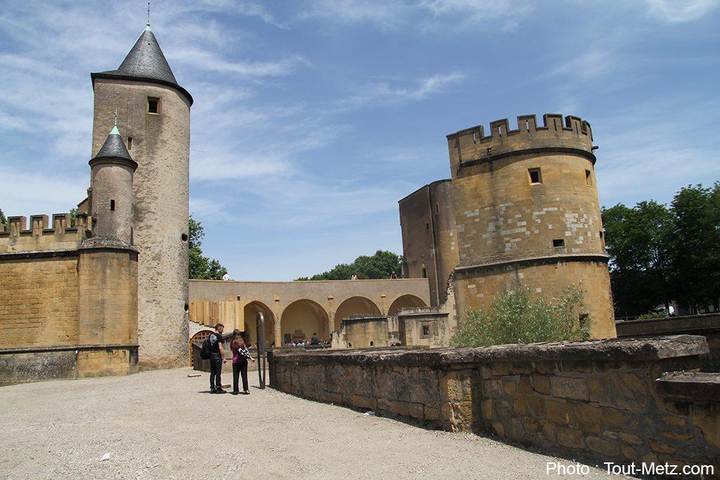 Exposition : plongez dans «Metz en Immersion» à la Porte des Allemands
