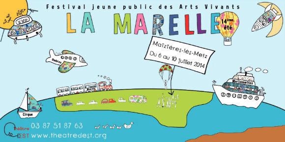 Festival la Marelle 2014 à Maizières : le festival sur mesure des petits