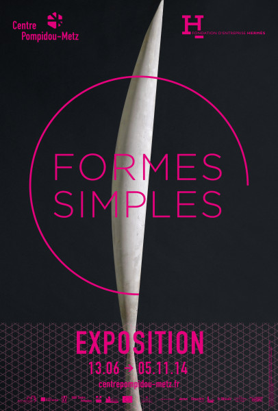 formes simples pompidou