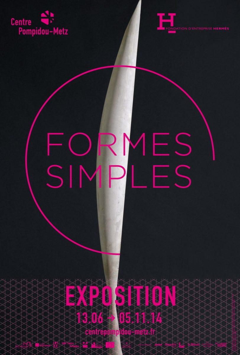 Exposition : les formes simples du Centre Pompidou-Metz
