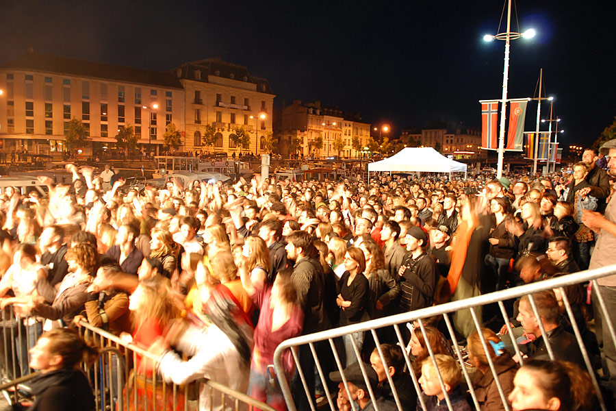 Verdun : le Festival Musiques et Terrasses fait bouger le Quai de Londres