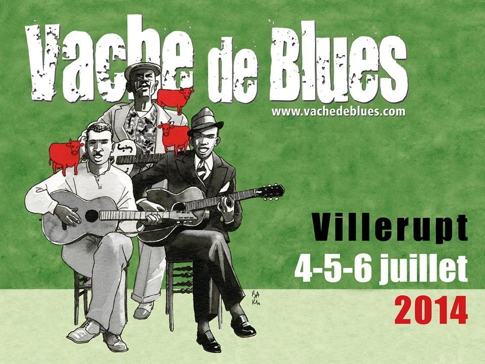 Le blues à l'honneur à Villerupt : un festival «vachement bien» !