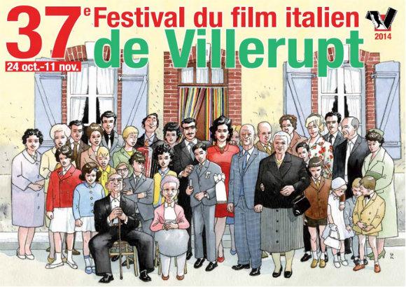 Villerupt : «la famille» au centre du Festival du Film Italien (interview)