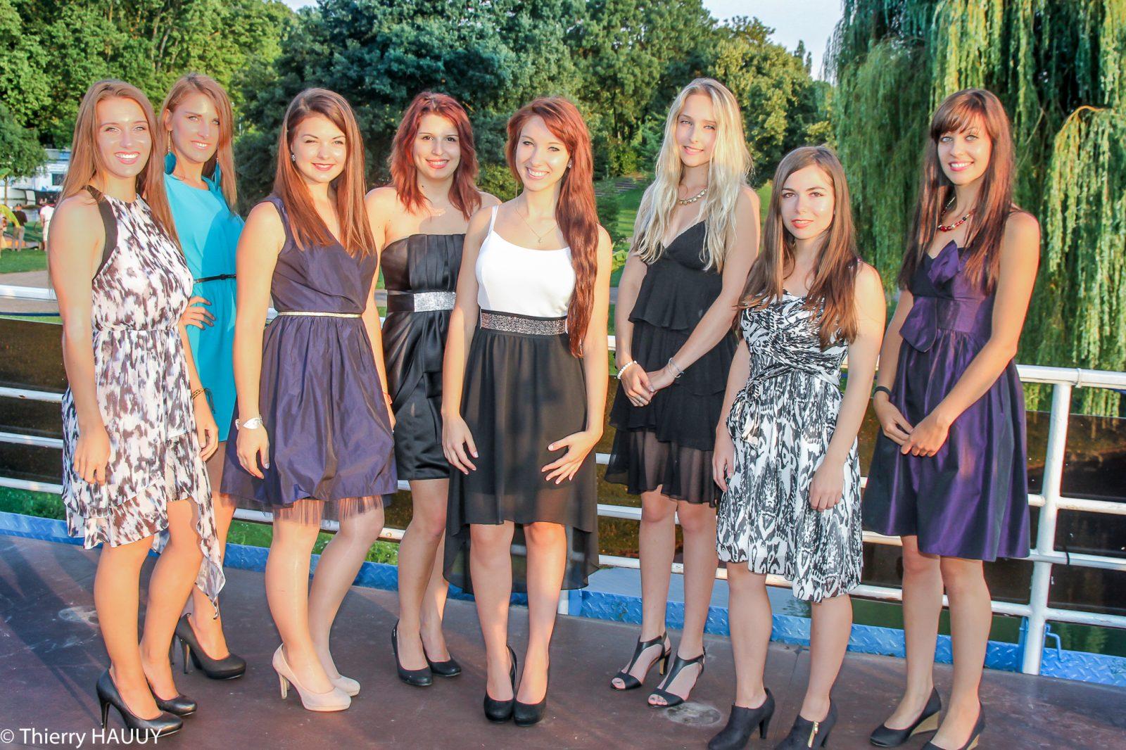 Reine de la Mirabelle 2014 : le visage des 8 finalistes