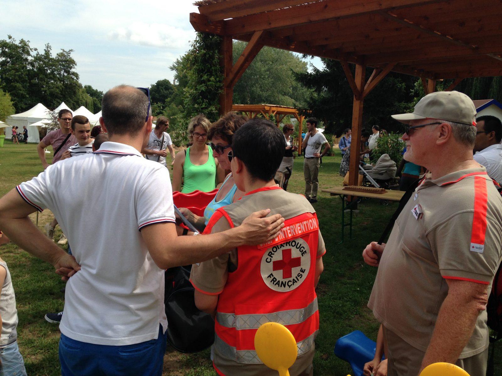 Des initiations gratuites aux gestes de premiers secours proposées à Metz Plage