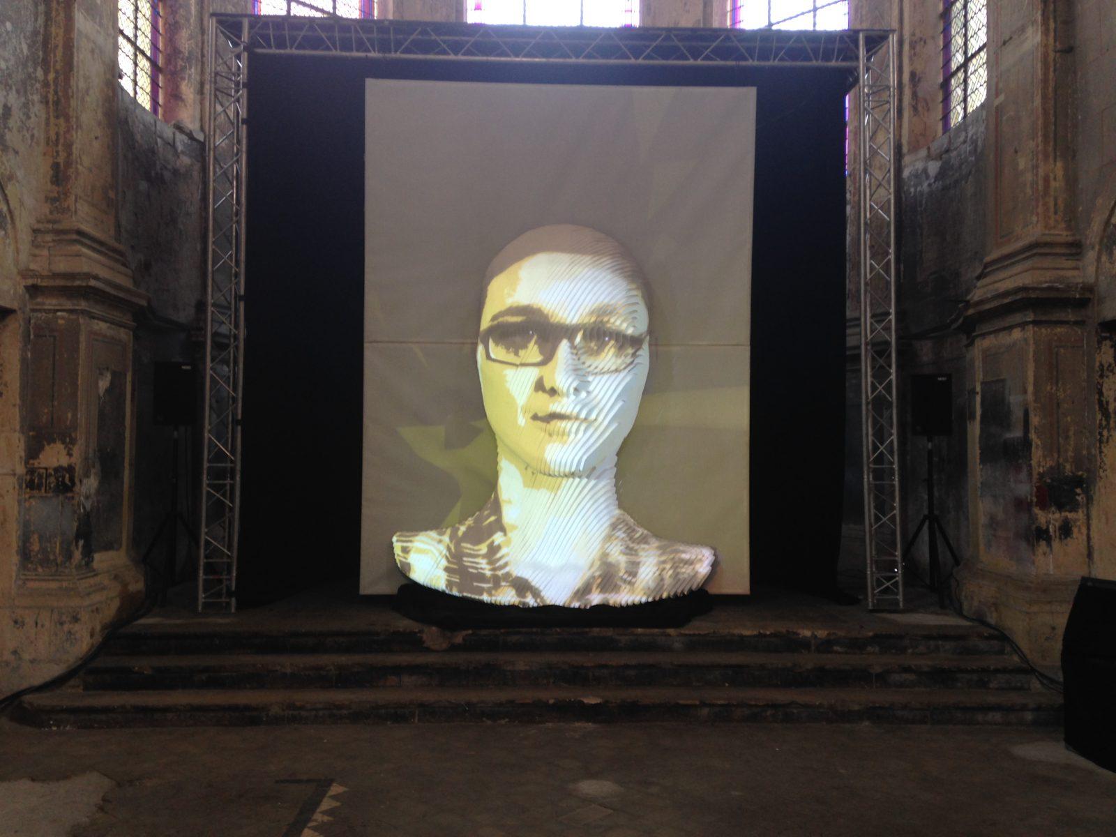 Collectif Paradigme : 57 mosellans sur une seule sculpture à Metz