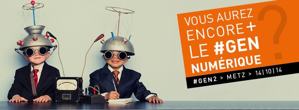 #GEN2 : un code de réduction pour assister à la journée économique du digital à Metz