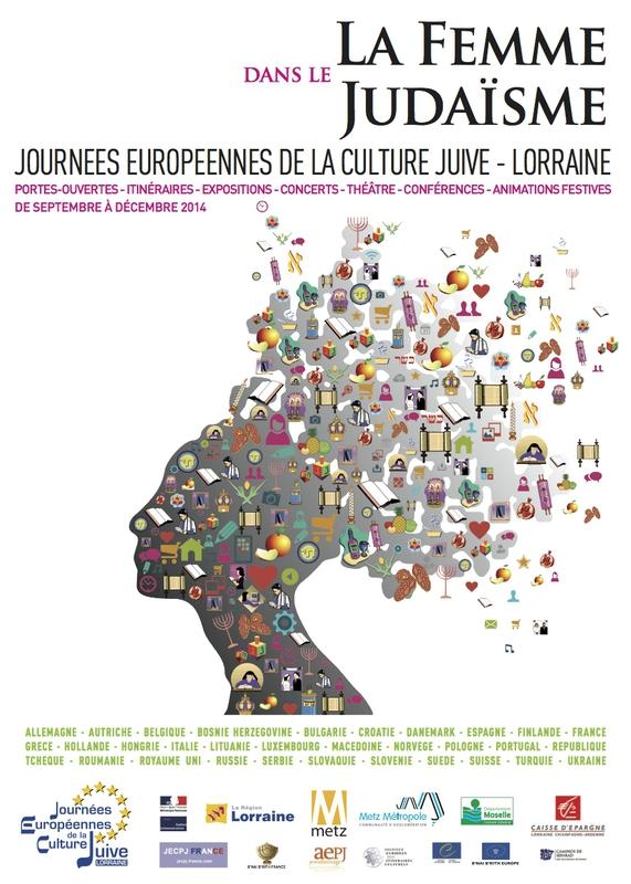 Metz : le programme des Journées Européennes de la Culture Juive