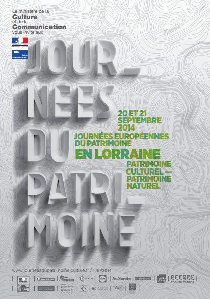 Programme des Journées du Patrimoine en Lorraine : plus de 500 sites à découvrir