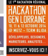 Photo de Hackathon GEN Lorraine : 48h pour créer une application web et mobile