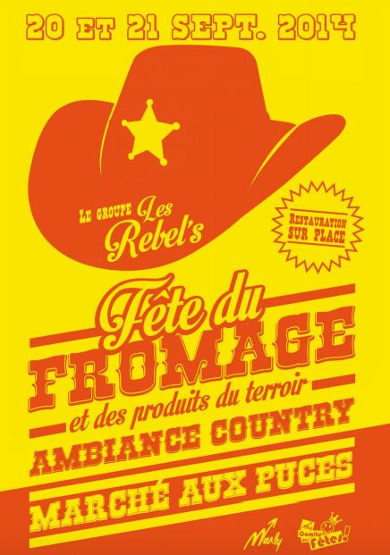 Photo of Marly : la Fête du Fromage se mange à la sauce country