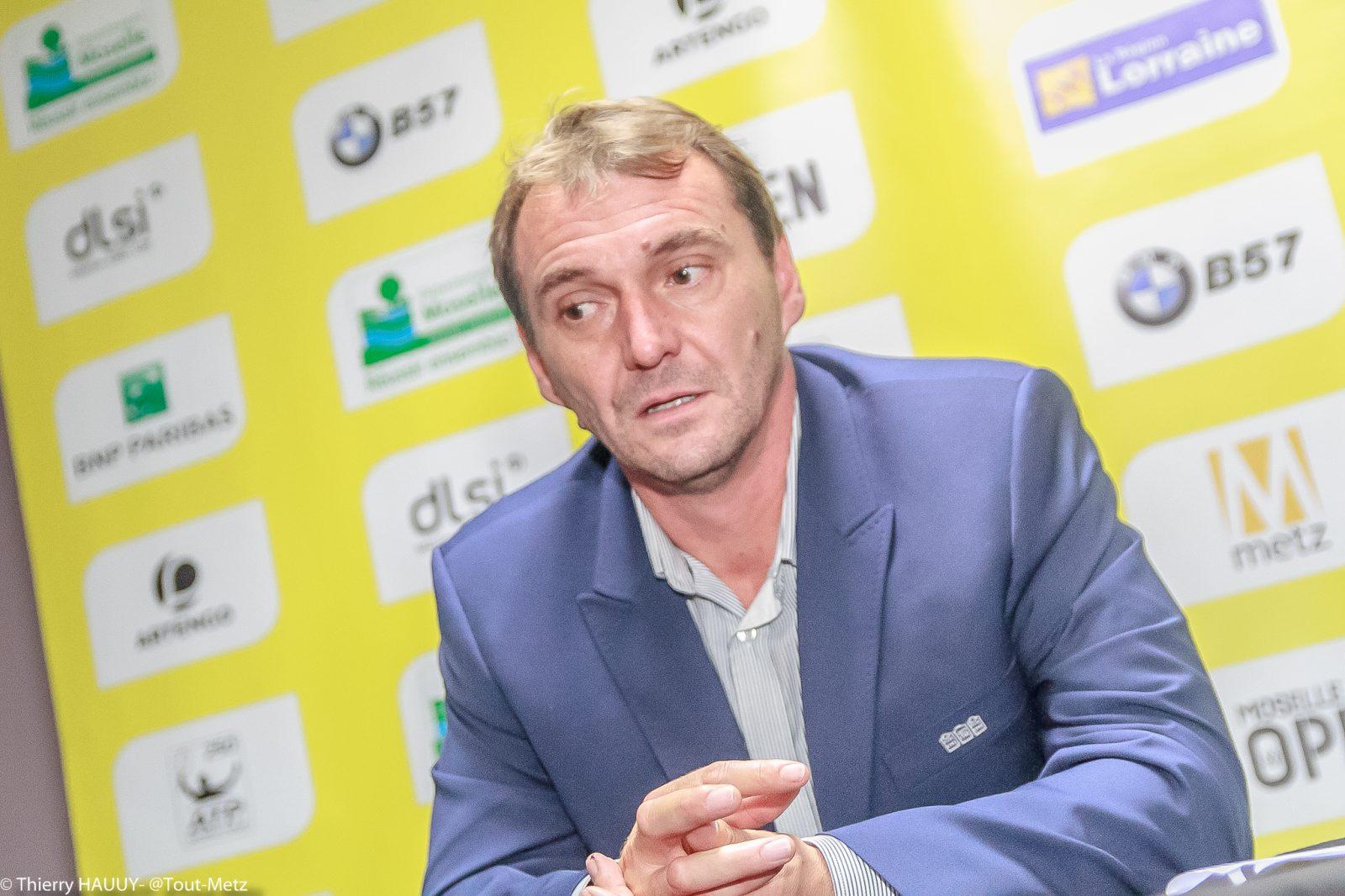 Bilan du Moselle Open 2014 aux Arènes : le Directeur et les exposants font le point
