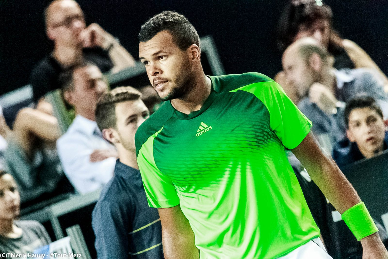 Jo-Wilfried Tsonga déclare forfait pour le Moselle Open 2016