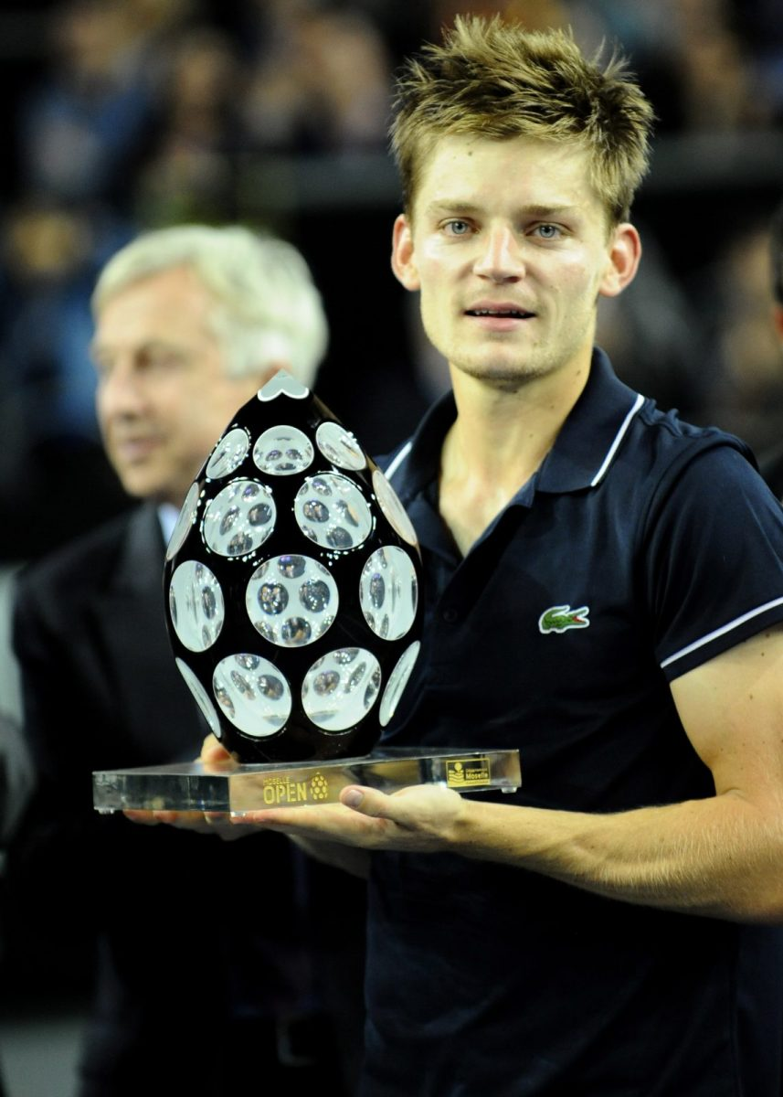 Moselle Open 2014 : la victoire pour le belge David Goffin (photos + audio)