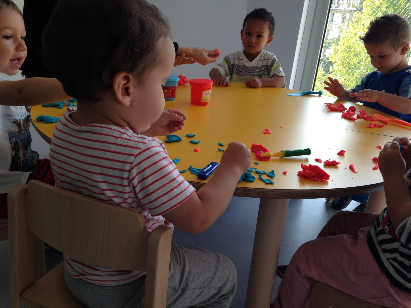 Première semaine de la petite enfance à Metz