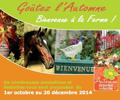 Cet automne, 27 fermes ouvrent leurs portes en Lorraine