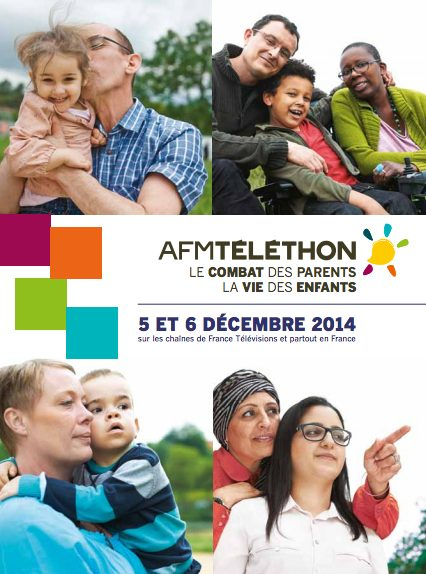 Metz, ville ambassadrice du Téléthon 2014