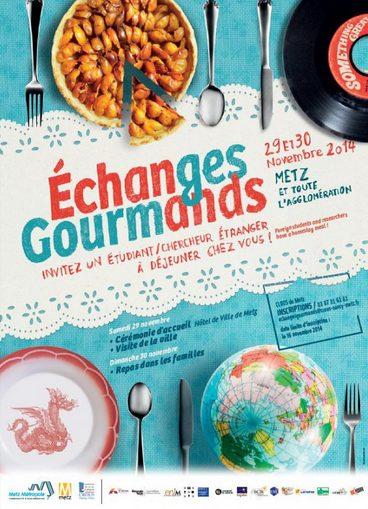 échanges gourmands