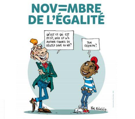 Novembre de l'égalité à Metz, contre toutes les discriminations