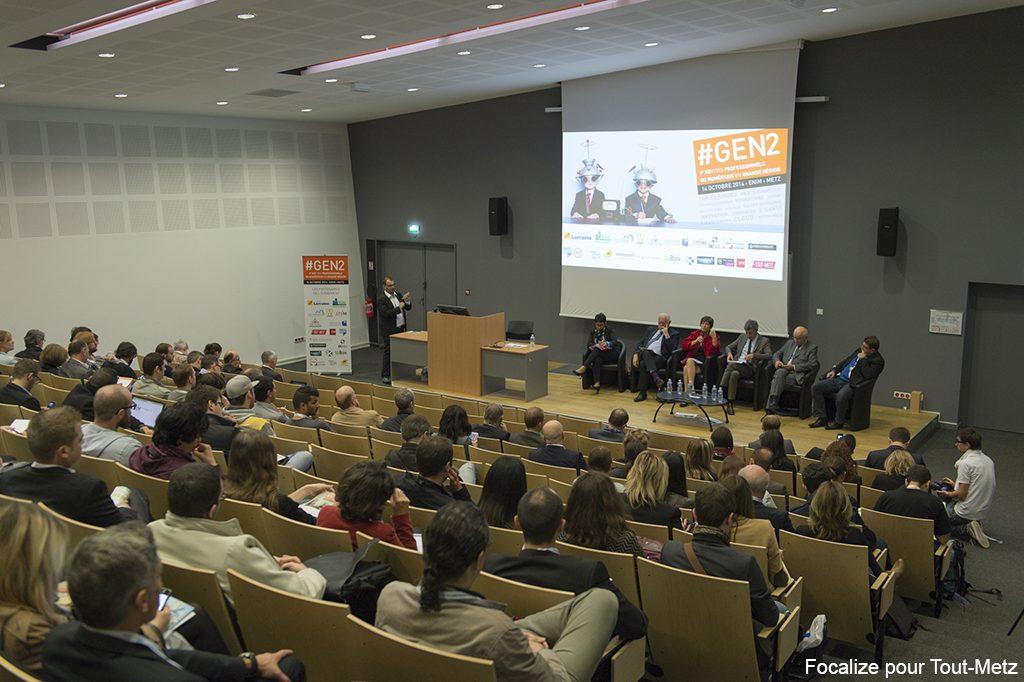 """Photo of Metz : un beau succès pour #GEN2 et des """"hackathoniens"""" heureux"""