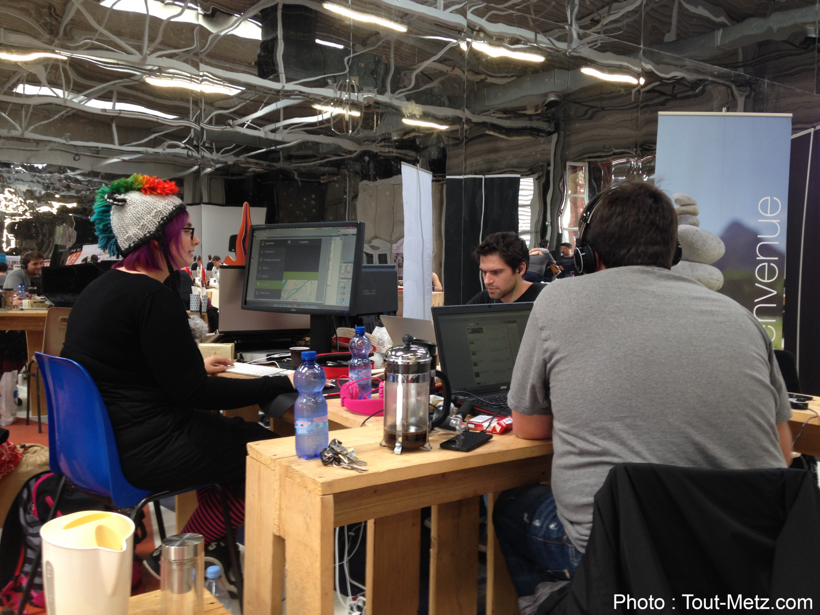 Photo de Hackathon GEN Lorraine : l'innovation numérique, c'est à Metz que ça se passe !