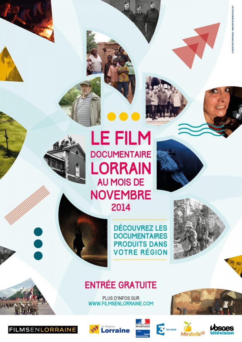 Coup de projecteur sur le Mois du film documentaire en Lorraine