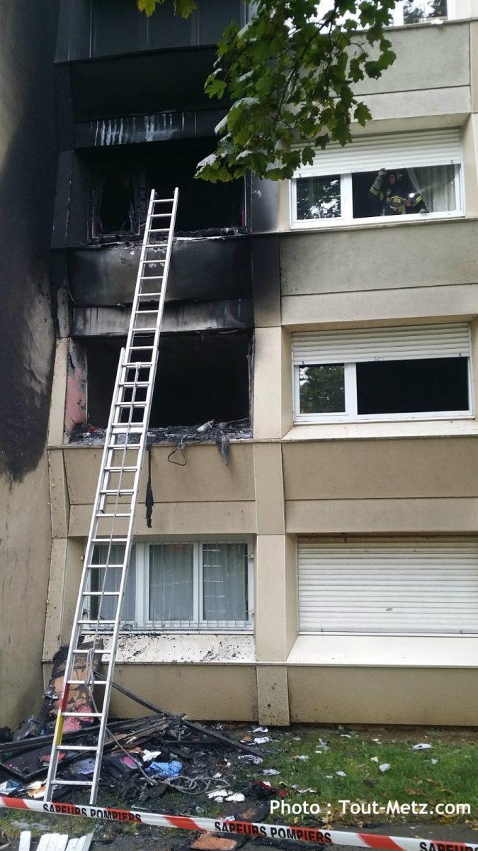 Sarreguemines : un feu d'appartement fait une victime