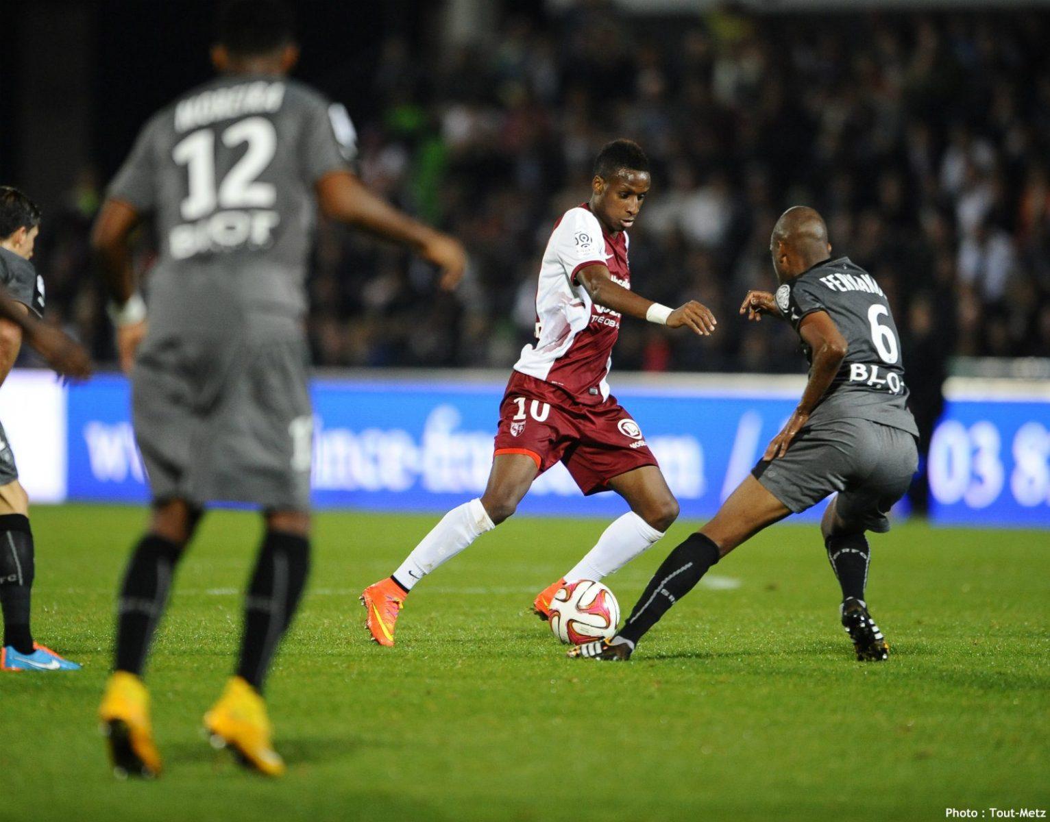 Metz / Rennes : un nul, et les grenats temporairement à 3 points du podium de Ligue 1
