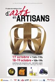 Le quotidien sublimé par 20 artistes au Salon d'arts en Artisans