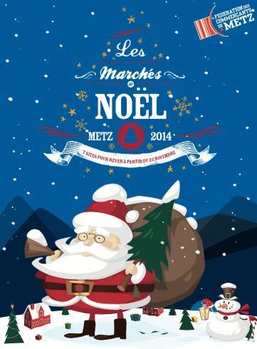 Tout savoir sur les marchés de Noël à Metz : dates, lieux, horaires…