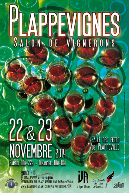 Plappeville (57) : rendez-vous au Salon des Vignerons «PlappeVignes»