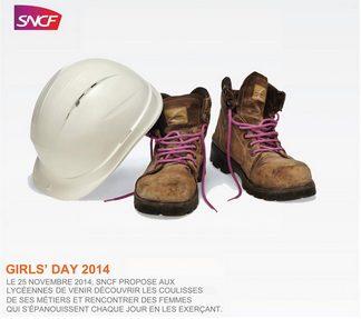 Girls' Day à Metz : les métiers de la SNCF se conjuguent au féminin