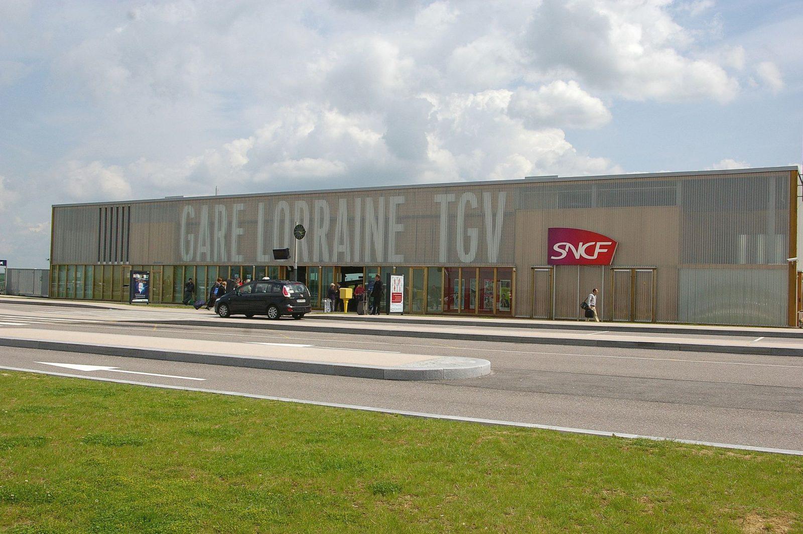 Gare d'interconnexion TGV / TER : un référendum pour Vandières ?