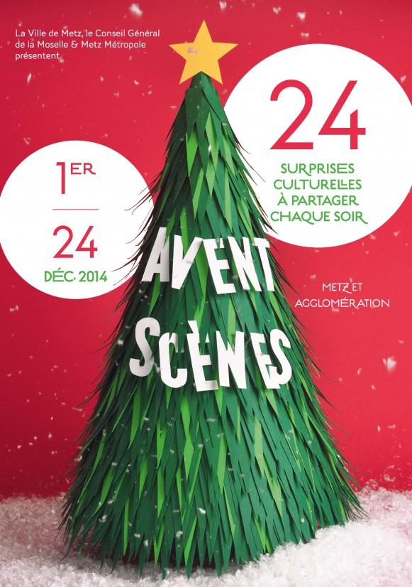 Festival Avent Scènes à Metz : en décembre, un jour, un spectacle