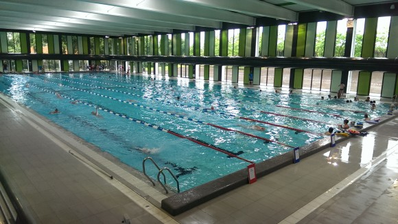 Photo of Championnat à Metz : la piscine Lothaire fermée