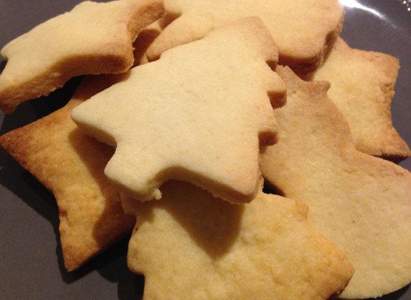 La recette des sablés de Noel