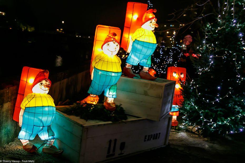 Metz : le Sentier des Lanternes joue les prolongations