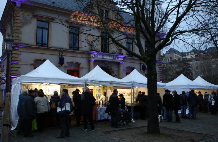 Metz : le meilleur des produits mosellans au Marché Gourmand